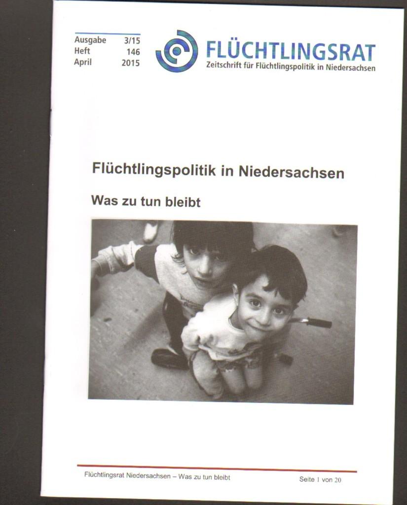 Fluechtlingspolitik NDS