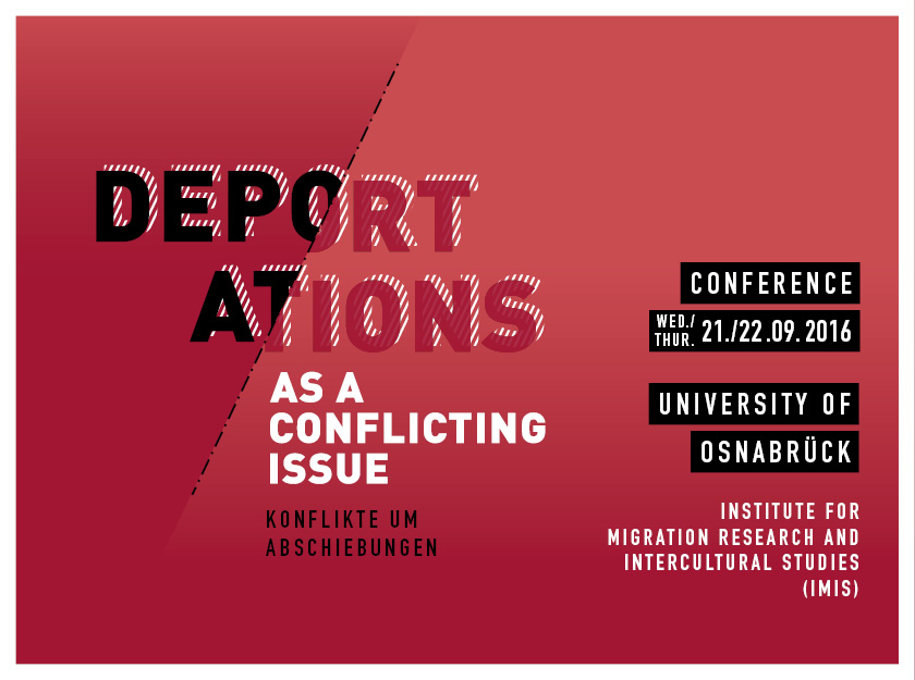 Conference - Deportations as a Conflicting Issue